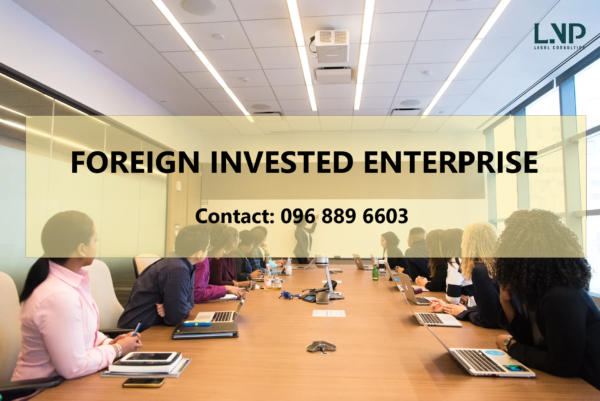foreign invested enterprise