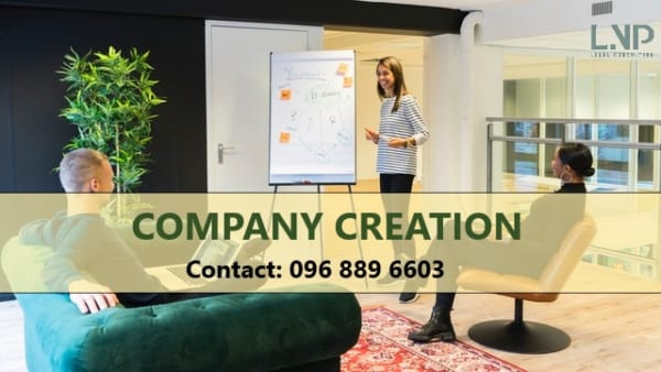 company creation