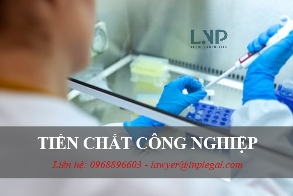 tien chat cong nghiep